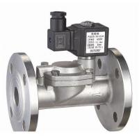 Best Water Air Gas Fuel NO Solenoid Valve 2 Way Pilot Operated Stainless Steel wholesale