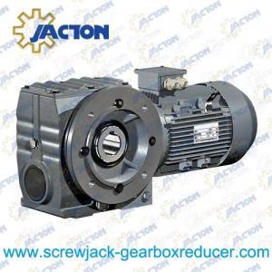 China S97 SA97 SF97 SAF97 SAZ97 SAT97 Helical-worm Gearbox 4000Nm 11kw, 15kw, 18.5kw, 22kw on sale