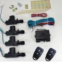 Universal heavy power motor central door lock system car alarm central lock  Remote central lock
