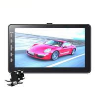 Best 7 inch Android truck gps navigation dashboard camera reverse camera dvr system wholesale