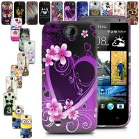 Soft silicone htc desire phone covers , cell phone cases for htc desire 310