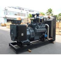 China 20kva - 1500kva Deutz Diesel Engine Generator Set 240V Alternator on sale