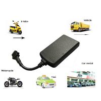 China Real Time Car Black Box Recorder / Vehicle Data Recorder For ACC Detection , MTK GSM Chip on sale