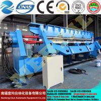 Best HOT!MCLW12XNC-50*3000 large hydraulic CNC four roller plate bending/rolling machine wholesale