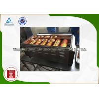 Best Big Kitchen Commercial Gas Barbecue Grills , Natural Gas Bbq Grill With 6 Burners wholesale
