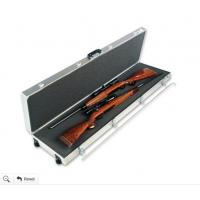 Buy cheap Hard Shell Rifle Case , Aluminium Rifle Case With Sponge And Safe Locks from wholesalers