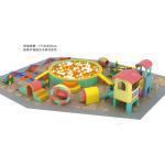 Best Non Toxic Material Indoor Soft Playground Parent - Child Kindergarten Tunnel Combination wholesale