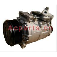 China 6PK Sanden Auto AC Compressor OEM A001238411 With 1 Year Warranty wholesale