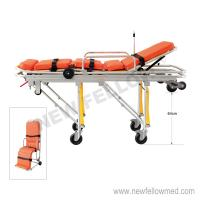 China NF-A3-1(diameter 150mm wheel)China Emergency Ambulance Stretcher Cot on sale