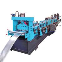 China CZ 80-300 quick changeable Purline machine purline roll forming machine on sale