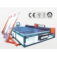 Best Auto Shaped Glass Cutting Machine with Semi Automatic Glass Loading wholesale