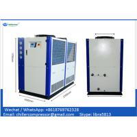 China Hot Sale 20hp 30hp Air Cooled Water Chiller for Plastic Extrusion Line on sale