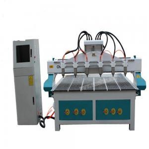 Best CA-1825 Multi-head CNC carving machine/CNC cutting router/ CNC crafts router wholesale