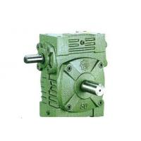 China WPW Worm Reduction Gear Box , Cast Iron Electric Motor on sale