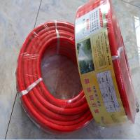 China 3 layer  high pressure pvc spray hose for chemical machinery on sale