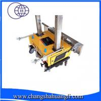 China High Quality Competative Price  Wall Cement Rendering Machine/India Wall Plastering Machine on sale