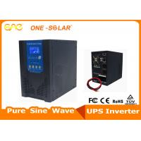 Best Pure Sine Wave Solar PV Inverter 3000W 4000W 5000W 12 / 24V With Voltage Stabilizer wholesale