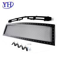 China 2007-2010 Chevy Silverado 2500 /3500 Main Upper Chrome stainless steel Rivet Grille on sale