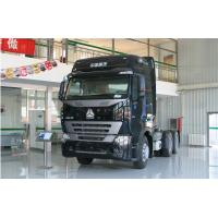 Best 6*4 Truck head tractor truck Prime Mover Truck 420hp with air - condition , ABS wholesale