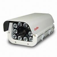 China Auto-focus CCTV Camera with Wide Voltage Input, Waterproof and Color Night Vision Feature on sale