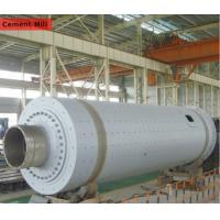 Best Energy Saving Cement Ball Mill / Cement Grinding Mill Price wholesale