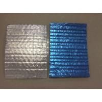 China Foil bubble material/flexible thermal insulation materials roof insulation foil on sale