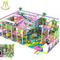China Hansel   funny kids indoor climbing games metal play structure for sale on sale