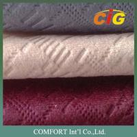 Best 100% Polyester automotive car seat upholstery fabric For Car Seat Cover wholesale