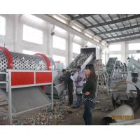 CE ISO PET Bottle Recycling Machine Crushing Cleaning And Production Line