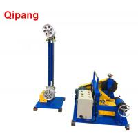 China qipang Automatic cable winding Machine wire rewinding machine  coiling cable manufacturing equipment on sale