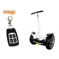 China Speedy Reliable Two Wheel Auto Balancing Scooter 30-35KM Long Distance Range on sale