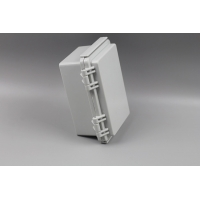 Best IP67 Stainless Steel Hinged Junction Box With Mounting Plate wholesale