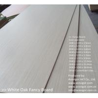 Best White Oak Fancy Plywood 1220 x 2440mm wholesale