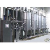 Buy cheap Turn Key Complete 10TPD Coconut Milk And Water Processing Plant For Fresh Milk , Milk Powder product
