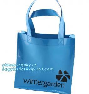 Best Women Handbags Biodegradable Shopping Bags Semi Clear Shoulder Tote Beach wholesale