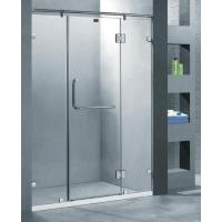 Self Cleaning Bath Shower Doors Glass , Glass Showers Doors Frameless