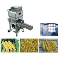 China stainless steel fresh corn cutter, sweet corn cutter on sale