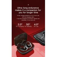 China Touch-Screen Wireless Stereo Bluetooth Earphone New Upgrade 5.0 Chip ES02 on sale