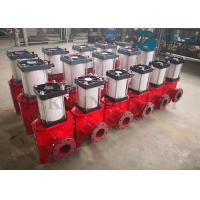 Best Pneumatic Actuated Viton Sleeve Slurry Pinch Valve For Mining Nonstandard wholesale