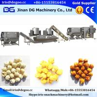 Best Made in China Food business continuous hot air popped sweet the popcorn machine production line/making equipment Jinan D wholesale