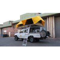 Best Anti UV 4x4 Camping Tents , Rooftop Pop Up Camper Tent With 2.3m Ladder wholesale