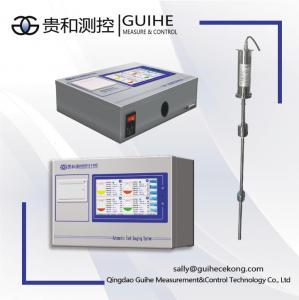 Best TCM-1 console ATG Fuel measuring instrument /underground tank gauge /diesel fuel tank level sensor for gas station wholesale