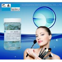 China Tranparent Silicone Elastomer Blend Gel To Provide Silky Feeling As Cosmetic Material BT-9055 on sale