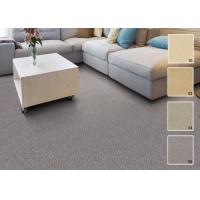 China Contemporary Design High Cut Pile Carpet Fireproof , 100% PP on sale