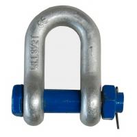 China US type Drop forged Bolt type Dee Shackle G2150 on sale