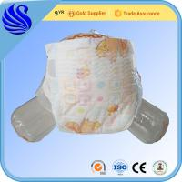 China Factory Price Breathable Magic Tape Baby Disposable Diaper In Bale on sale