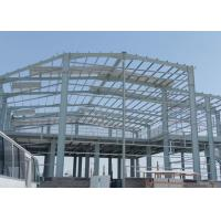 Best Two Story Steel Building Construction , Lightweight Steel Storage Building Kits wholesale