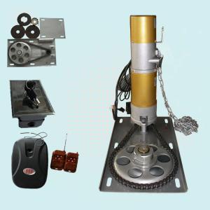 China Manufacturer of roller door motor /roller shutter motor/ garage door motor on sale