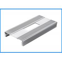 Cheap 6063-T5 Customized Machined Aluminium Profiles by Customer Design for sale