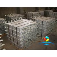 Best Good Price of Welding Type Zinc Anode Outfitting Equipment  for Hull(single iron foot) wholesale